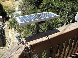 10 Watt solar panel mounting bracket.-p6180003.jpg