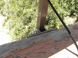 10 Watt solar panel mounting bracket.-p6180005.jpg