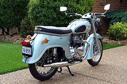 1954 Linto Marilina motorcycle - photo-1958-triumph-twenty-one-3ta-350-cc-parallel-twin.jpg