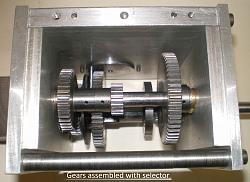 3 speed lathe milling attachment-gears-assembled-post.jpg
