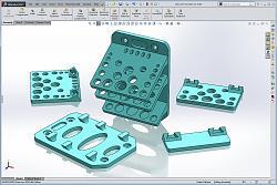 3D Printed Drill Bit Holder-solidworks-3d-printed-drill-holder.jpg