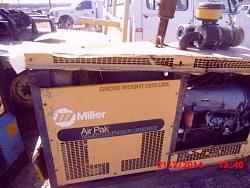 500 Amp Welding machine rebuild-miller1.jpg