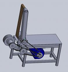 6 x 72 belt & centerless grinder project-main-drum-assembly1.jpg