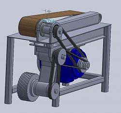6 x 72 belt & centerless grinder project-main-drum-assembly3.jpg