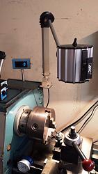 Additional Support for Lathe Halogen Work Light-lathe-work-halogen-light-mounted-lathe-electrical-box.jpg