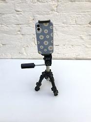 Adjustable arm phone holder-9-mini-tripod.jpg