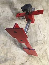 Adjustable bead roller stop/fence-assembled.jpg
