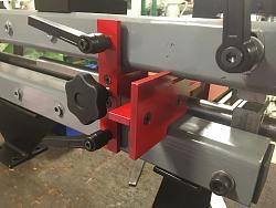 Adjustable bead roller stop/fence-showing-brace.jpg