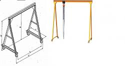 advice to help experience building workshop crane gantry crane capacity 2 tons-immagine.jpg