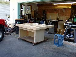 All in one Down Draft /Work bench / Storage area Table-026.jpg