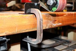 Angle grinder pipe sander attachment. - quick mount --1.jpg