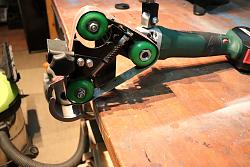 Angle grinder pipe sander attachment. - quick mount --p%F6ly6.jpg