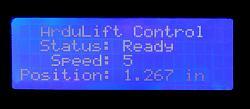 ArduLift - DIY Arduino controlled Router Lift-statusscreen.jpg