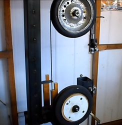 band saw of tire homemade-serra-fita.png