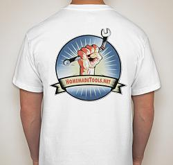 Barbed Wire Fence Unroller-white-shirt-rear-actual-design.jpg