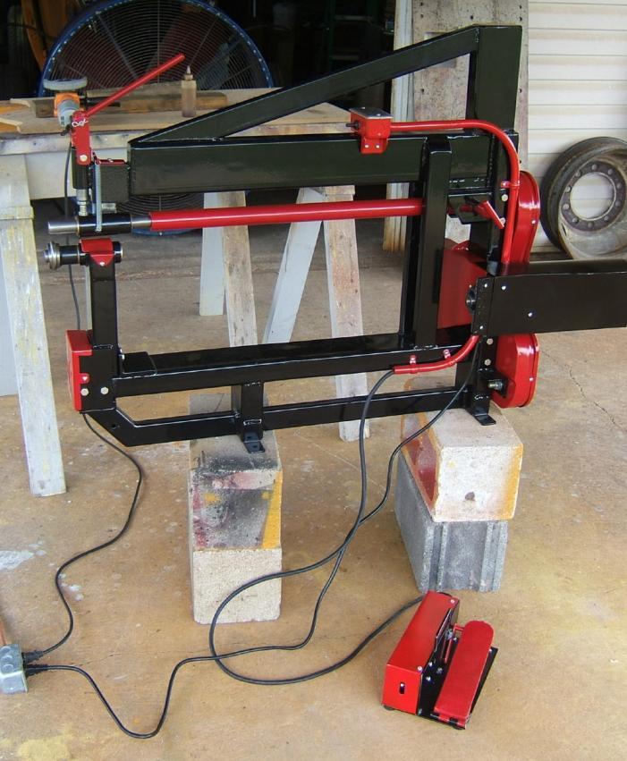 Bead Roller Homemade Bead Roller Gen