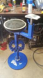 beater stand for sandbag/anvil/dolly, and may make other attachments.-stand-5.jpg