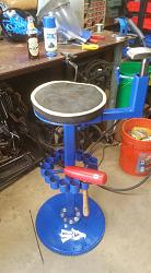 beater stand for sandbag/anvil/dolly, and may make other attachments.-stand-6.jpg