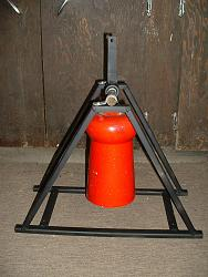 Bell made from an old CO2 fire suppression system nozzle-bell-1.jpg