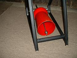 Bell made from an old CO2 fire suppression system nozzle-bell-2.jpg