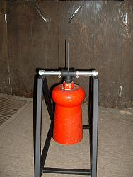 Bell made from an old CO2 fire suppression system nozzle-bell-3.jpg
