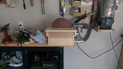 """Belt sander dust collection and 10"""" disc sander-imag1530.jpg"""
