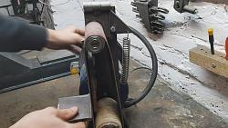 Belt sander with a table grinder-obraz5.jpg