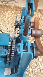 Bench grinder wheel dresser-tubing-roller-pic.jpg