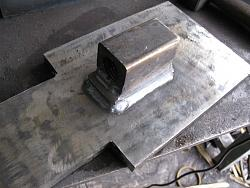 Big Bench Vice out of scrap-9.-nut-welded-baseplate.jpg