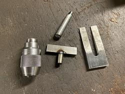 Broken Jacobs JT2 taper in favourite drill chuck.-f1ccbdf8-d705-4af8-b6d4-51b5cf2896c0.jpeg