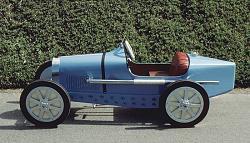 Bugatti Pedal Car Build Part 1 (Frame)-bugside1.jpg