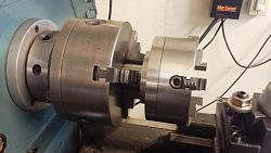 "Chuck Mandrel for a small 5"" 4-jaw Chuck-mandrel-5-inch-4-jaw-chuck-mounted-3-jaw-chuck.jpg"