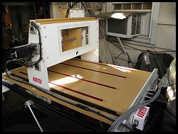 CNC Router with Hydraulic Ram for portable stand. Final Photos-005.jpg
