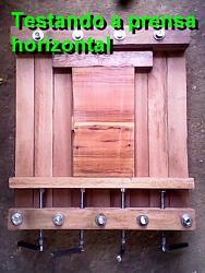 Combo prensa vertical/horizonta caseira-prensa-011.jpg