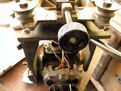 Craftsman Radial arm Saw  Replaced Broken Knob sliding lock.-003.jpg
