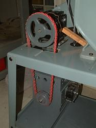 Delta 14 Inch Band Saw Metal Wood Variable Speed-dscf0002.jpg
