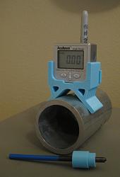 Digital Angle Pipe Marker 3D-Printed Mount-sharpie-pipe-front-view.jpg
