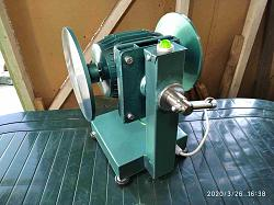 Disk Sander 200 мм  + Bench Grinder Nestor Makhno-disk-sander-200-bench-grinder-nestor-makhno-_-053.jpg