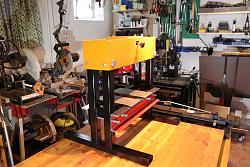 Diy 20 ton hydraulic bench top press-3.jpg