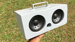 DIY Bluetooth Speaker 25W+25W  TDA7492P Amplifier-thumbnail.jpg