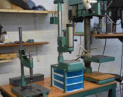 DIY high speed sensitive drill press.-small-07.jpg