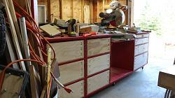 DIY Mobile Miter Station Base Cabinet Drawers (FREE PLANS)-img_0399.jpg