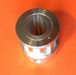 "DIYed XL 037 Belt pulleys for the 7 x 14"" mini lathe.-3-mm-keyway.jpg"
