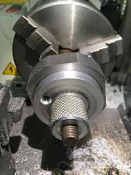 "DIYed XL 037 Belt pulleys for the 7 x 14"" mini lathe.-ci-belt-pulley-blank.jpg"