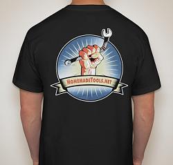 DREMEL PIN ROUTER-black-shirt-rear-actual-design.jpg