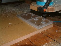 Dremel Plunge Router Base With Plans-5_cnc_cutting.jpg