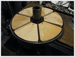Drill Press Table Modification-------E Z Clampable drill press table-002.jpg