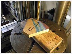 Drill Press Table Modification-------E Z Clampable drill press table-003.jpg