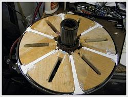 Drill Press Table Modification-------E Z Clampable drill press table-004.jpg