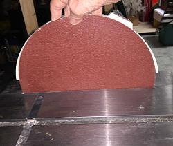 Easy Method for Installing Sanding Discs-film-side-down.jpg